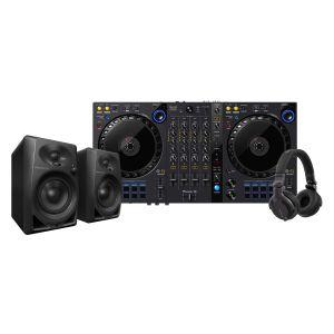 244867 Pioneer DJ DDJ-FLX6 + HDJ-CUE1 + DM-40 - Perspektive