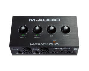 244871 M-Audio M-Track Duo II - Perspektive