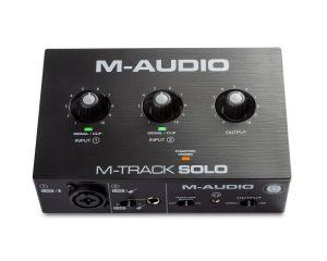 244872 M-Audio M-Track Solo II - Perspektive