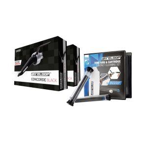 244936 Reloop Concorde Black Set + Cartridge Cleaning Set - Perspektive