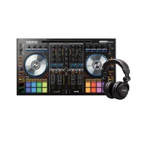 244938 Reloop Mixon 4 + Elevator DJ-1000 - Perspektive