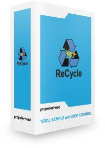 244984 Reason Studios ReCycle 2.2 Download Version - Perspektive