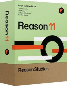 244985 Reason Studios Reason 11 Download Version - Anwendungsbild