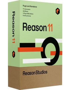 244986 Reason Studios Reason 11 UpgradeIntro/Ltd/Ess/ Adapted/Lite Download Version - Perspektive