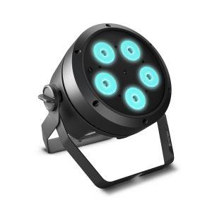 245009 Cameo ROOT PAR BATTERY 5 x 4 W Batteriebetriebener RGBW LED-PAR-Scheinwerfer - Perspektive