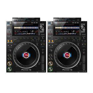 245029 2 x Pioneer DJ CDJ-3000 - Perspektive
