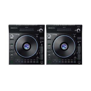 245084 2x Denon DJ LC6000 PRIME - Perspektive