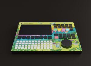 245093 Polyend - Tracker Artist Edition Legowelt - Perspektive