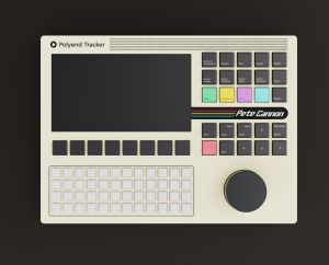 245094 Polyend - Tracker Artist Edition Pete Cannon - Perspektive