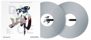 245109 Pioneer DJ RB-VD2-CL Control Vinyl for rekordbox dj (Paar) - Perspektive