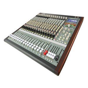 245165 KORG Mixer KORG Mixer, Hybrid, 24 Kanäle - Perspektive