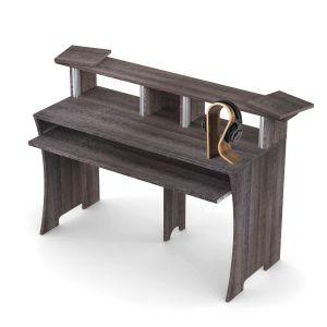 245166 Glorious Workbench Driftwood + Headphones Stand - Perspektive