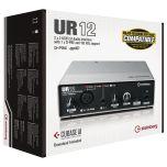 Steinberg UR12 USB Audio Interface mit i - Perspektive