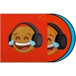 "243950 Serato 2x12"" Emoji Picture Vinyl Pressung ""Thinking/Crying"" - Perspektive"