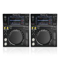 Pioneer DJ XDJ-700 Set + Elevator USB Stick 32 GB