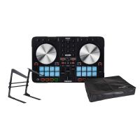 Reloop Beatmix 2 MKII + Laptopstand + Cover