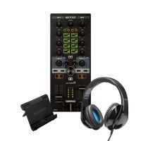 Reloop Mixtour + Tablet Stand + Elevator DJ-500