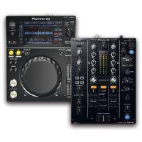 Pioneer XDJ-700 + DJM-450 Bundle