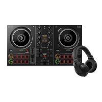 Pioneer DJ DDJ-200 + HDJ-X5BT-K