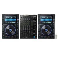 Denon DJ Prime Bundle 2x SC6000 PRIME + X1850 PRIME  + Elevator USB Stick 32 GB