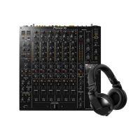 Pioneer DJM-V10 + HDJ-X10 Black