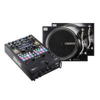 Rane DJ Seventy + 2x Reloop RP-7000 MK2