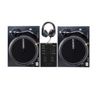 Reloop RMX-10 BT + 2x RP-1000 MK2 + Elevator DJ-500