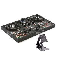 Hercules DJ Control Inpulse 200 + Reloop Smart Display Stand