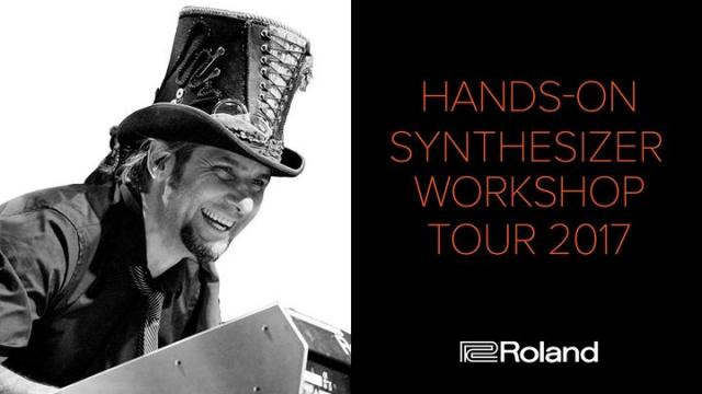 Roland: Hands-On Synth Workshop