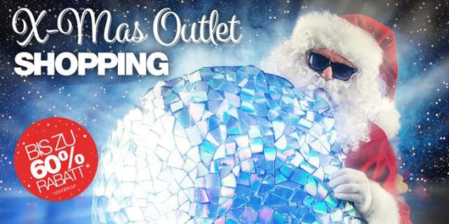 Elevator X-MAS Outlet Shopping