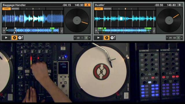 The next  generation of TRAKTOR SCRATCH