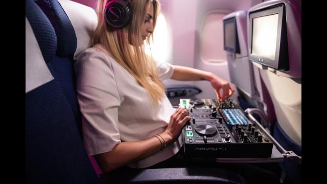 Introducing Denon DJ PRIME GO: 2-Deck Rechargeable Smart DJ Console