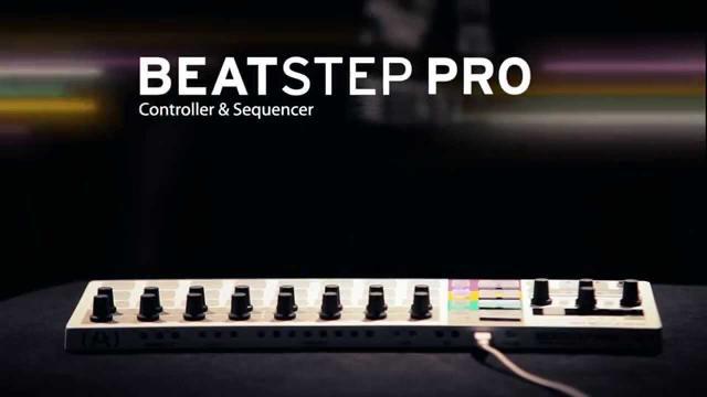 Arturia BeatStep Pro - Controller und Sequenzer