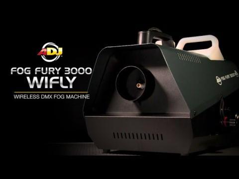 ADJ Fog Fury 3000 WiFLY