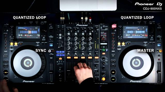 CDJ-900NXS Official Walkthrough