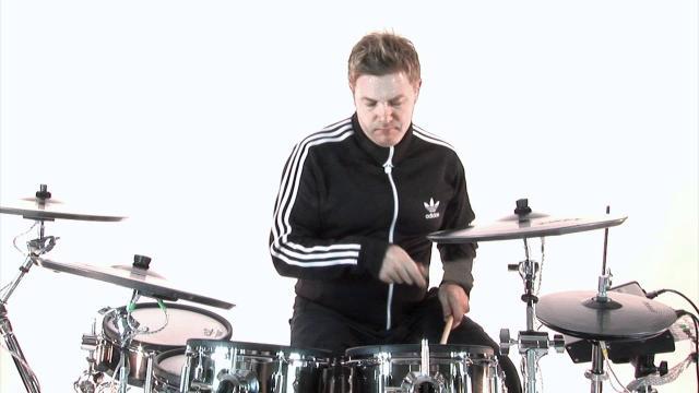 TD-30KV V-Drums Kit Examples with Craig Blundell - Part 2