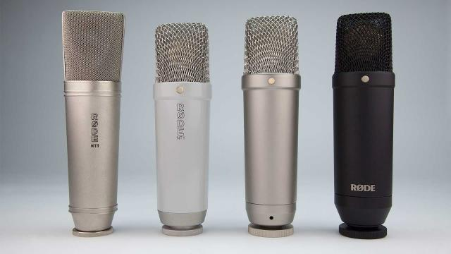 Introducing the new RØDE NT1
