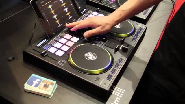 Elevator @ Musikmesse 2015: Reloop Beatpad 2 (deutsch)