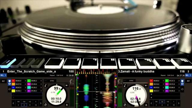 Reloop RP-8000 DJ Turntable -  Step by Step Instruction for Cue & Loop (Tutorial 2/5)