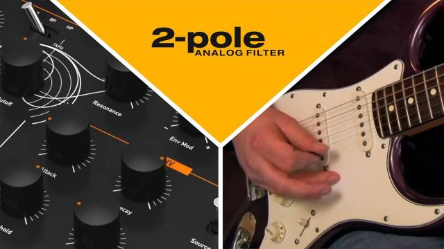 2-pole Analog Filter Teaser