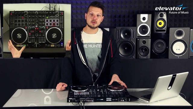 Elevator Vlog - Folge 34: Reloop Terminal Mix 8 (Deutsch)