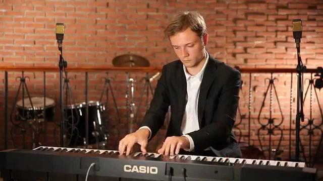 CASIO CDP 130 - Chopin Etude op.25 no.11
