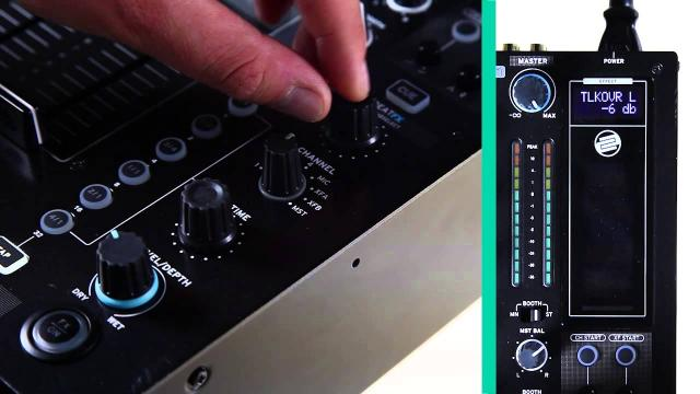 Reloop RMX-80 Digital DJ Club Mixer - Utility Menu Setup Quickly Explained (Tutorial Part 2)
