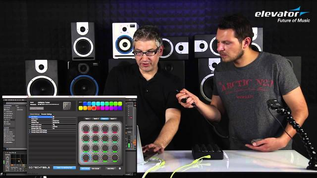 Elevator Vlog - Folge 43: DJ Techtools Midi Fighter Twister (Deutsch)