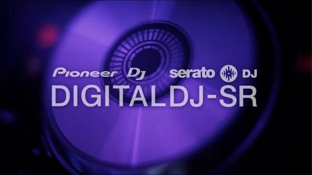 DDJ-SR Serato DJ Controller