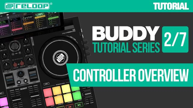 Your first mix with Reloop Buddy – a compact controller for djay (Tutorial 2/7)