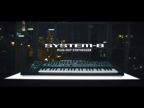 Introducing the SYSTEM-8 Plug Out Synthesizer