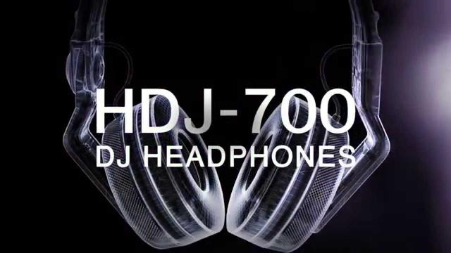 Pioneer DJ HDJ-700 Official Introduction