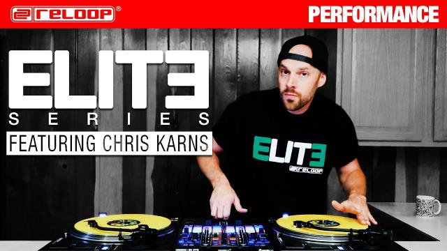Reloop RP-8000 MK2 & ELITE feat. Chris Karns (Performance)