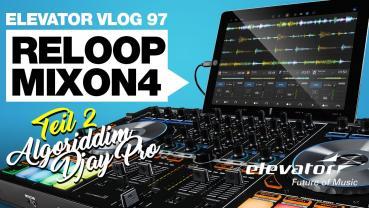 Reloop Mixon 4 - Elevator Vlog 97-2 (deutsch)